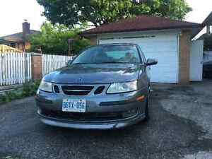 2007 Saab 9-3 AERO Sedan LOADED plus NAVIGATION
