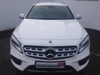 2017 67 MERCEDES GLA 200 D AMG LINE PREMIUM AUTO/TIP - DELIVERY MILAGE - PX/FINA
