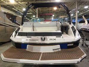 Regal bowrider/deck boat for sale (24 FasDeck)