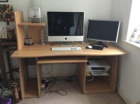 Large computer workstation