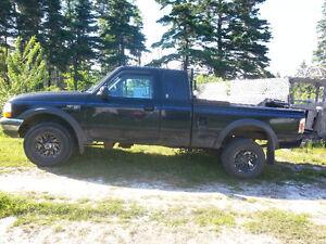 1998 Ford Ranger Pickup Truck