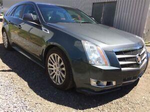 Cadillac CTS 3.6L AWD 2010