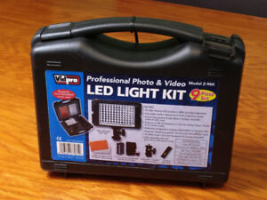 Led Video Light Kijiji In Ontario Buy Sell Save With