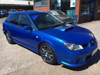 Subaru Impreza 2.5 Sports Wagon WRX SUNROOF & LEATHER,CAMBELT REPLACED IN 2014