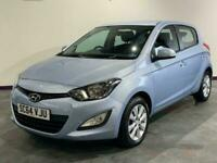 2014 Hyundai i20 1.2 ACTIVE 5d 84 BHP Hatchback Petrol Manual