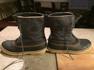 Great Condition Sorel Waterproof Winter Boots Size 12