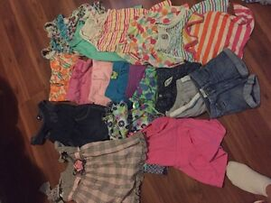 4t summer clothing
