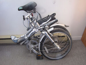 Bicyclette repliable