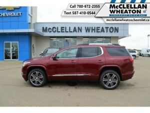 2018 GMC Acadia Denali  - Leather Seats -  Cooled Seats - $332.9