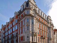 ●(Mayfair-W1) Modern & Flexible - Serviced Office Space London!