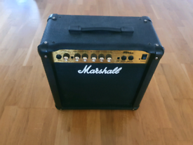 Marchall guitar amplifier