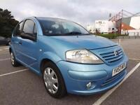 Citroen C3 1.4HDi ( 92hp ) 2003 SX 88000 MILES £30 A YEAR TAX! DRIVE AWAY TODAY!