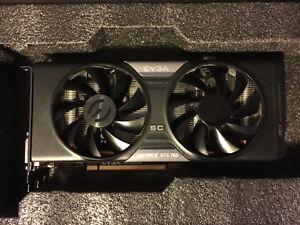 EVGA GeForce GTX760 Superclocked w/ ACX Cooler