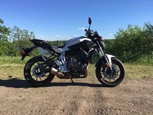 2015 Yamaha fz07