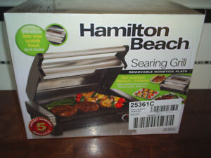 Indoor Searing Grill