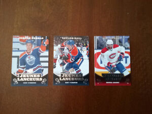 Carte hockey Young guns 2010-11 Serie 1 set complet (250 cartes)