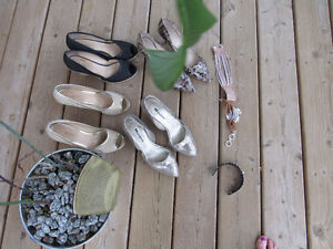 Women's Designer Shoes sizes 7 and 8