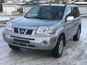 2006 Nissan X-trail LE Hatchback