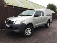 Toyota Hi-Lux Extra HL2 2.5D-4D 4WD..1 OWNER..FULL TOYOTA HISTORY.