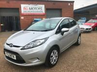 2011 Ford Fiesta 1.4 TDCi Edge Silver, **ANY PX WELCOME**