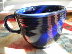 COBALT BLUE FIESTA WARE CUP, HOMER LAUGHLIN, USA London Ontario image 4