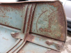 Western 1940/41 Ford Pickup hood, sell or trade London Ontario image 6