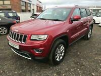 2014 Jeep Grand Cherokee 3.0 V6 CRD LIMITED 5d 247 BHP Estate Diesel Automatic