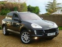 2007 07, Porsche Cayenne 3.6 V6 Tiptronic S 4X4 + FACELIFT + HEATED LEATHER