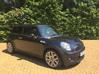 2007/57 Mini Cooper s1.6 ( 175bhp ) ( Chili ) beautiful car only 56500 miles
