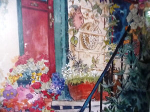 """Art Studio Colors by Imke Pearson """"The Red Door"""" 1980's Stratford Kitchener Area image 10"""