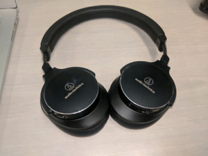 Audio-Technica ATH-SR5BTBK Bluetooth Headphone,