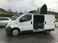 2003 VAUXHALL VIVARO 1.9Di 2.7T SWB IN WHITE WITH SLIDE SIDE DR *GOOD CONDITION