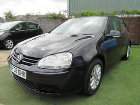 2008 Volkswagen Golf 1.4 TSI Match 5dr
