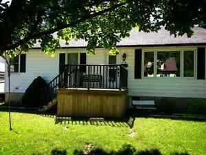 3 bedroom main level of house. Inclusive.