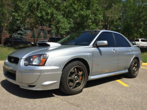 2005 Subaru Impreza WRX STi **Low Kms + Minor Mods**