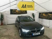 2018 BMW 3 Series 2.0 316d Sport Touring Auto (s/s) 5dr Estate Diesel Automatic
