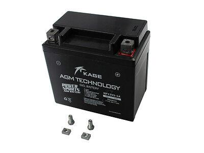 Batterie GEL KAGE YTX5L-BS 5AH Rex RS 450 50 4T LAEAGZ400 Bj. 2006-2014