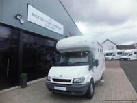 Auto Sleeper Ravina L-lounge four berth motorhome for sale