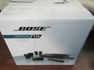 Bose Lifestyle V35 Home Theater System