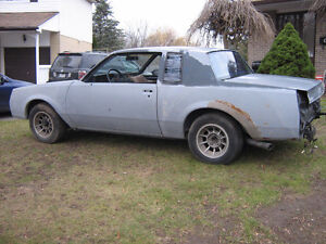 Buick Grand National, T Type Turbo, Regal, GNX