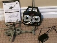 Black Hawk remote helicopter