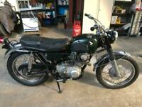 1966 Honda CL77 305CC FOR RESTORATION, WITH NOVA CERTIFICATE,DELIVERY, PX