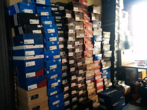 Tons of NEW in box sneakers