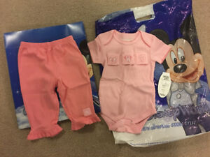 6M Disney Outfit For Girl