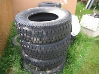 Tires various sizes an counts available