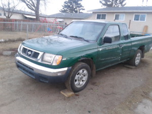 1998 frontier extended cab truck