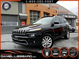 Jeep Cherokee AWD LIMITED, 3.2 L V6, TOIT PANO, CUIR, FULL !!! 2