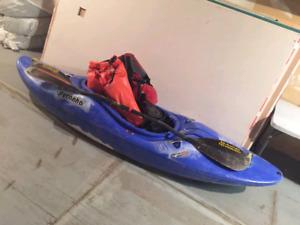 Ensemble de Kayak complet