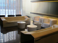 Brand New Condo - clean, bright and furnished. Yorkville