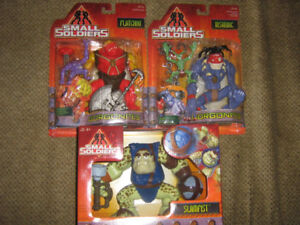 SMALL SOLDIERS FIGURES BRAND NEW MOC
